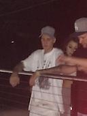 EXCLUSIVE Justin Bieber drinking in Australia