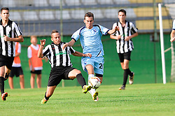 Dzuzdanovic Amel of ND Gorica during the football match between ND Mura and ND Gorica in 1st Round of Pokal Slovenije 2015/16, at Fazanerija on August 19, 2015 in Murska Sobota, Slovenia. Photo by Mario Horvat / Sportida
