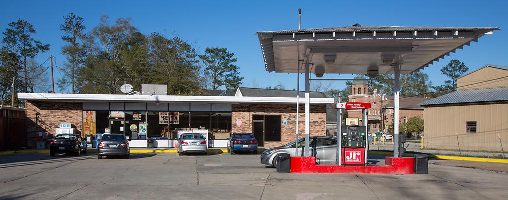 Jr. Food Mart in Abita Springs, Louisiana