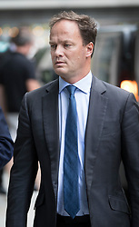 © Licensed to London News Pictures. 03/07/2017. Lawyer and dealmaker Michael Wright arrives at the high court in his case against David Rowland. Photo credit: Peter Macdiarmid/LNP