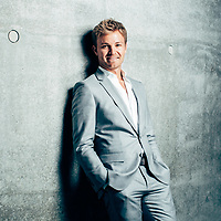 Nico Rosberg Interview for F1 Racing Magazine.<br /> 22nd August 2017<br /> Mercedes-Benz Museum, Stuttgart. Germany.<br /> Copyright Malcolm Griffiths<br /> 07768 230706<br /> www.malcolm.gb.net