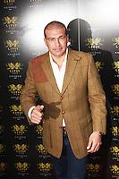 LONDON - May 29: Tamer Hassan at the Lipsy VIP Fashion Awards 2013 (Photo by Brett D. Cove)