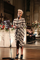 The Nordoff-Robbins Carol Service 2012, St Luke's Church, Chelsea, London. Tuesday, Dec 18, 2012 (Photo/John Marshall JME)