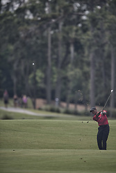 May 13, 2018 - Ponte Vedra Beach, FL, USA - The Players Championship 2018 at TPC Sawgrass..Tiger Woods on # 7 fairway. (Credit Image: © Bill Frakes via ZUMA Wire)