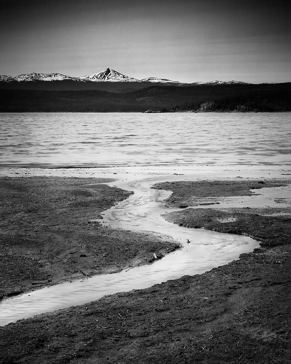 Fine art, landscape, black and white, photography, Canada, olivier du tre, www.olivierdutre.com, Ilford, Delta 100, Yukon, fine art photographer