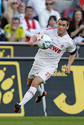 25.03.2012, Rhein Energie Stadion, Koeln, GER, 1. FBL, 1.FC Koeln vs Borussia Dortmund, 27. Spieltag, im Bild Christian CLEMENS (1.FC Koeln #27) Freisteller // during the German Bundesliga Match, 27th Round between 1.FC Koeln and Borussia Dortmund at the Rhein Energie Stadion, Koeln, Germany on 2012/03/25. EXPA Pictures © 2012, PhotoCredit: EXPA/ Eibner/ Gerry Schmit..***** ATTENTION - OUT OF GER *****