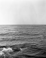Gr&aring;tt hav s&aring; langt du ser.<br /> Foto: Svein Ove Ekornesv&aring;g