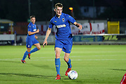 AFC Wimbledon Jack Rudoni (12) dribbling during the Pre-Season Friendly match between AFC Wimbledon and Bristol City at the Cherry Red Records Stadium, Kingston, England on 9 July 2019.