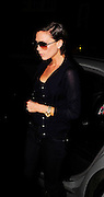 13.MARCH.2009 - LONDON<br /> <br /> STYLE ICON VICTORIA BECKHAM ARRIVING BACK AT HER HOTEL AFTER DOING A PHOTOSHOOT IN CHELSEA WITH HER HAIR SLICKED BACK AND WEARING VERY STYLISH SHOES.<br /> <br /> BYLINE MUST READ : EDBIMAGEARCHIVE.COM<br /> <br /> *THIS IMAGE IS STRICTLY FOR UK NEWSPAPERS & MAGAZINES ONLY*<br /> *FOR WORLDWIDE SALES & WEB USE PLEASE CONTACT EDBIMAGEARCHIVE-0208 954 5968*