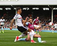 Fulham v Aston Villa 170417