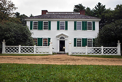 Salem Towne House, a federalist style house moved to its current location in 1952.  Old Sturbridge Village (OSV), a re-created New England town of the 1830s, is a living history museum in Sturbridge, Massachusetts.  OSV, the largest living museum in New England, stands on 200 acres on farm land that once belonged to David Wight.