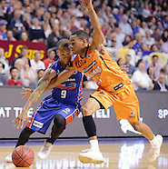 Adelaide 36ers vs Cairns Taipans 22 October 2015