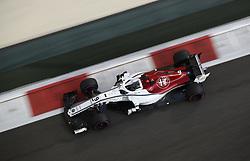November 23, 2018 - Abu Dhabi, United Arab Emirates - Motorsports: FIA Formula One World Championship 2018, Grand Prix of Abu Dhabi, World Championship;2018;Grand Prix;Abu Dhabi,  , #9 Marcus Ericsson (SWE, Sauber F1 Team) (Credit Image: © Hoch Zwei via ZUMA Wire)