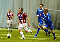 Fotball  20121228, Testimonial for Ole Martin Łrst og Hans ge Yndestad<br /> Hans Åge Yndestad<br /> Foto: Ole Reidar Mathisen/Digitalsport