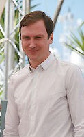 Actor Lars Eidinger at the photo call for the film Sils Maria at the 67th Cannes Film Festival, Friday 23rd May 2014, Cannes, France.