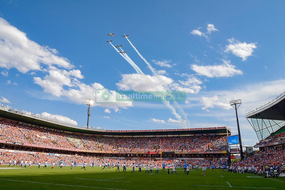 General view during the Currie Cup Final between the The Free State Cheetahs and Blue Bulls held at Toyota Stadium (Free State Stadium), Bloemfontein, South Africa on the 22nd October 2016<br /> <br /> Photo by:   Frikkie Kapp / Real Time Images