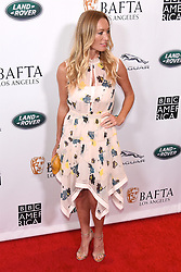 September 15, 2018 - Beverly Hills, California, USA - VICTORIA SMURFIT attends the 2018 BAFTA Los Angeles + BBC America TV Tea Party at the Beverly Hilton in Beverly Hills. (Credit Image: © Billy Bennight/ZUMA Wire)
