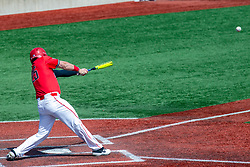 NORMAL, IL - April 08: Jordan Libman during a college baseball game between the ISU Redbirds  and the Missouri State Bears on April 08 2019 at Duffy Bass Field in Normal, IL. (Photo by Alan Look)