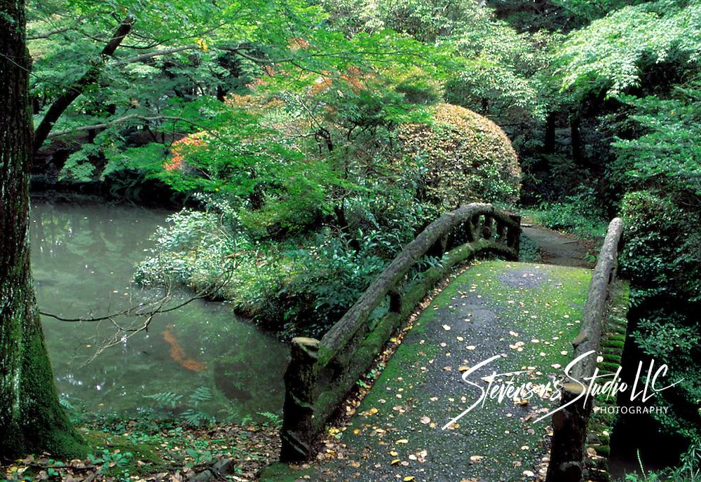 Kyoto, Japan Bridge