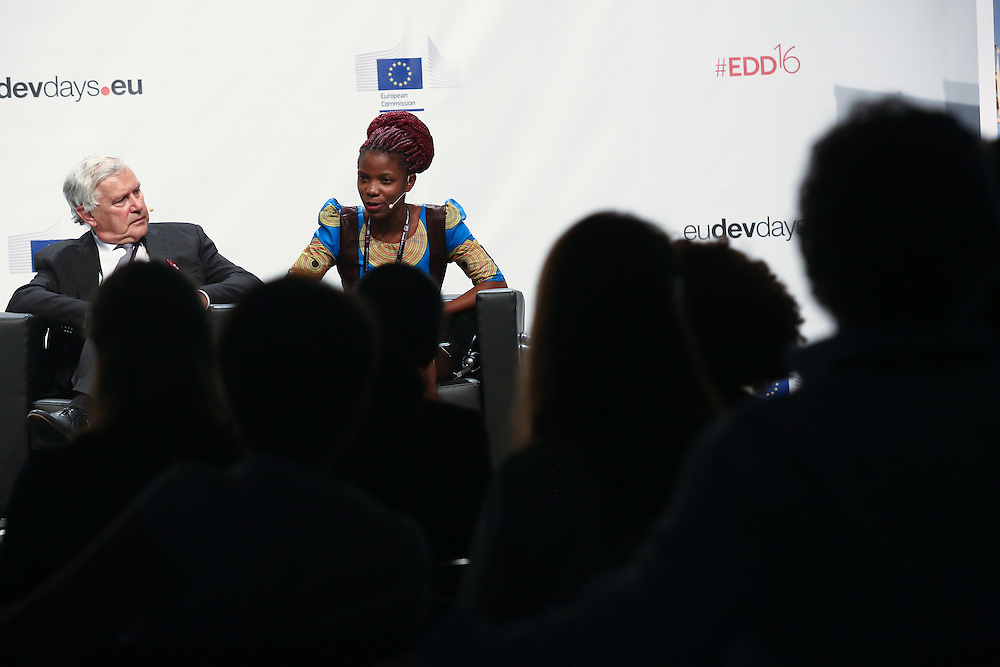 20160615 - Brussels , Belgium - 2016 June 15th - European Development Days - Climate and development - The water-energy-food nexus - Can it help us deliver the Sustainable Development Goals ? © European Union