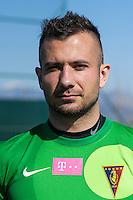 FOOTBALL POLISH EKSTRAKLASA SEASON 2014/2015<br /> Pogon Szczecin<br /> N/Z RADOSLAW JANUKIEWICZ