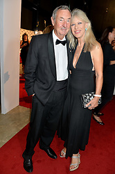 NICK MASON and NETTIE MASON at the GQ Men of The Year Awards 2016 in association with Hugo Boss held at Tate Modern, London on 6th September 2016.
