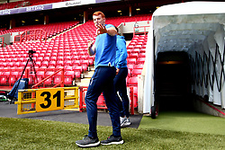 Rory Gaffney of Bristol Rovers arrives at The Valley for the opening day of the Sky Bet League One 2017/18 Season - Mandatory by-line: Robbie Stephenson/JMP - 05/08/2017 - FOOTBALL - The Valley - Charlton, London, England - Charlton Athletic v Bristol Rovers - Sky Bet League One