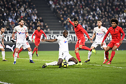 February 23, 2019 - Amiens, France - 02 PRINCE DESIR GOUANO  (Credit Image: © Panoramic via ZUMA Press)