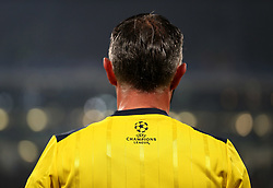 general view of the assistant referee