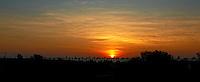 Sunrise at Ft. De Soto Park, St. Petersburg Florida.