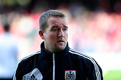 goalkeeping coach, Lee Kendall - Photo mandatory by-line: Robin White/JMP - Tel: Mobile: 07966 386802 21/10/2013 - SPORT - FOOTBALL - Selhurst Park - London - Crystal Palace V Fulham - Barclays Premier League