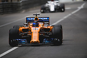 May 23-27, 2018: Monaco Grand Prix. Fernando Alonso (SPA), McLaren Renault, MCL33