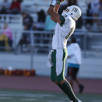 (Photograph by Bill Gerth for Max Preps) James Lick vs Cupertino in a preseason football game at Cupertino High School, Cupertino CA on 9/2/16.