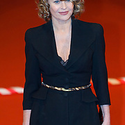 LONDON - FEBRUARY 10: Actress Julie Christie arrives at the Orange British Academy Film Awards at the Royal Opera House on February 10, 2008 in London, England.