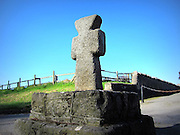 St Doulagh's Cross, Balgriffin, Dublin, 12th century a.d,