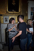 JO TATCHELL AND MARK KING, Book launch for 'In search of the English Eccentric' by Henry Hemming. 50 Albermarle St. London. W1S 4BD *** Local Caption *** -DO NOT ARCHIVE-© Copyright Photograph by Dafydd Jones. 248 Clapham Rd. London SW9 0PZ. Tel 0207 820 0771. www.dafjones.com.