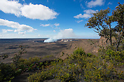 Halemaumau Crater, Kilauea Volcano, HVNP, Big Island of Hawaii