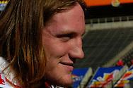 COPYRIGHT DAVID RICHARD.Ohio State linebacker A.J. Hawk.