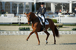 Rothenberger Sanneke, (GER), Wolke Sieben 21<br /> Grand Prix U25<br /> CDIO Hagen 2015<br /> © Hippo Foto - Stefan Lafrentz