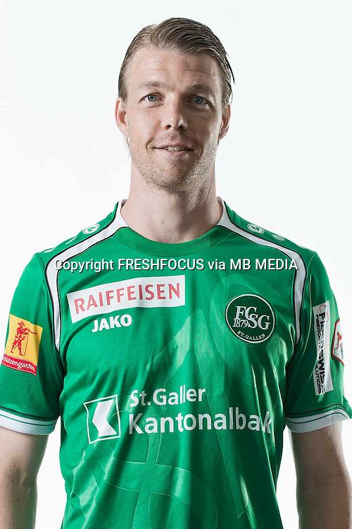 24.06.2014; St.Gallen; Fussball Super League - Portrait FC St. Gallen;<br />Philippe Montandon (HO/freshfocus)