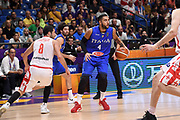 Pietro Aradori<br /> Nazionale Italiana Maschile Senior<br /> Eurobasket 2017 - Group Phase<br /> Georgia Italia Georgia Italy<br /> FIP 2017<br /> Tel Aviv, 06/09/2017<br /> Foto M.Ceretti / Ciamillo - Castoria
