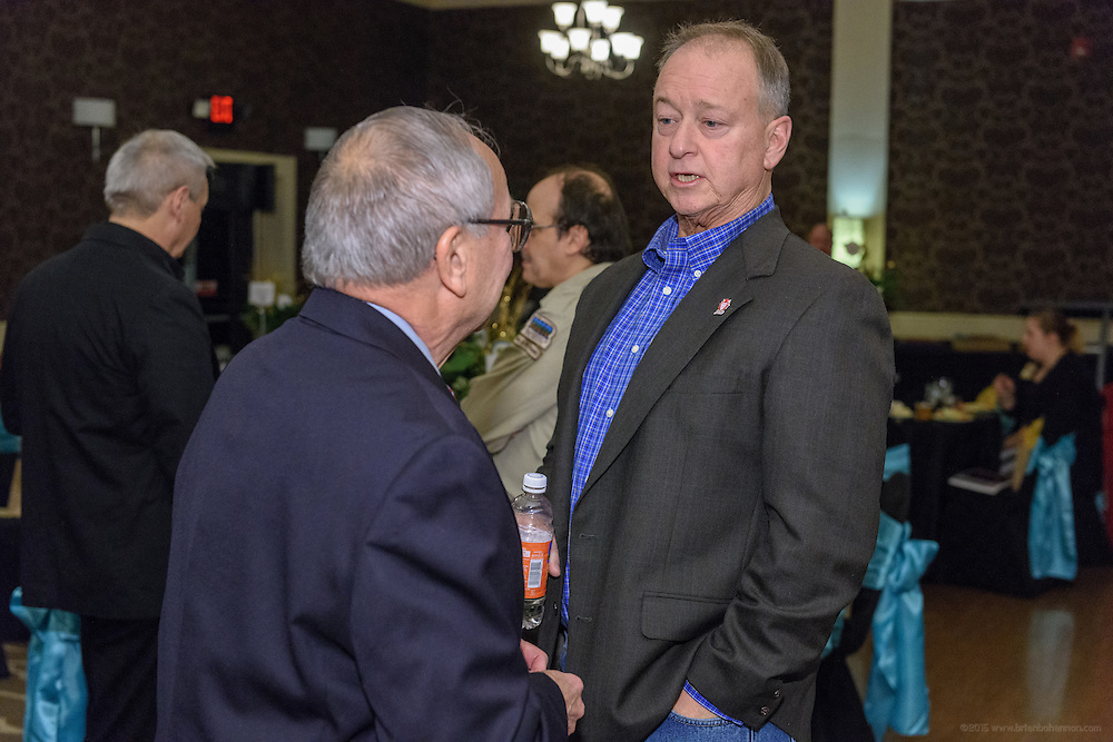 The 2017 Annual Meeting of SoIN, Southern Indiana's Clark-Floyd Counties Convention & Tourism Bureau, at the Clarion Hotel and Conference Center in Clarksville, Ind. (Photo by Brian Bohannon)