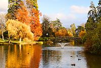 Beacon Hill Park, Victoria, British Columbia, Canada