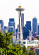 Seattle Space Needle from Kerry Park