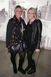Repro Free: 26 September 2013<br /> Jennifer Gilgate and Carla Russell pictured at the Guinness Storehouse, celebrating talent and creativity on Arthur's Day 2013. Picture Andres Poveda