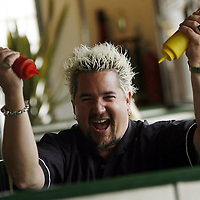 Guy Fieri, Goshen, IN.<br />