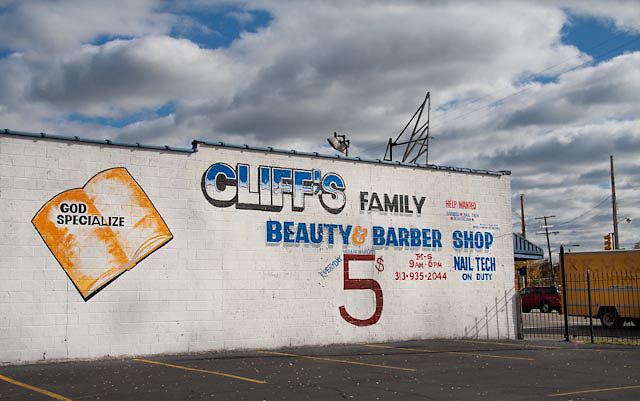 Detroit Neighborhood Family Beauty & Barber Shop
