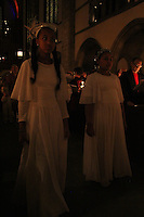 """Rockefeller Chapel held """"A Service of Nine Lessons and Carols for Christmas Eve"""" Tuesday evening."""