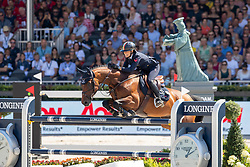 Martinengo Marquet Giulia, ITA, Casper vd Rode Poelhoeve<br /> European Championship Jumping<br /> Rotterdam 2019<br /> © Hippo Foto - Dirk Caremans