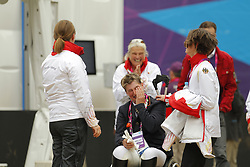 Näpel, Britta ;<br />  Thielen, Anne-Kareen;<br /> Unkrueer, Dr. Bernadette ;<br /> Bando, Britta, <br /> London Paralympics 2012<br /> Grade II<br /> © www.sportfotos-lafrentz.de/ Stefan Lafrentz